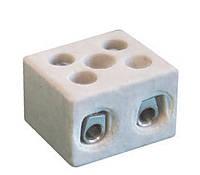 Клеммная  колодка керамическая 2LINE 15 A