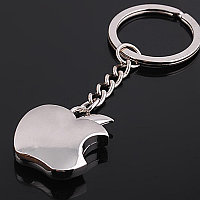 """Оригинальный брелок для ключей из металла """"Apple"""" (Эппл)!, фото 1"""