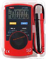Карманный цифровой мультиметр UNI-T UTM 120B, Тестирования диодов, Многофункциональный электрический тестер