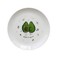 Тарелка PAPAdesign Авокадо