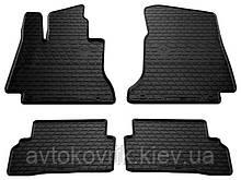 Резиновые коврики в салон Mercedes-Benz C-Class (W205) 2014- (STINGRAY)