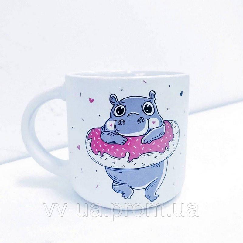 Чашка PAPAdesign Donat Worry