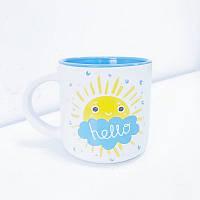 Чашка PAPAdesign Hello Солнышко, фото 1