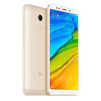 "Смартфон Xiaomi Redmi 5 Plus 4/64GB Gold, 8 ядер, 12/5Мп, 6"" IPS, 2SIM, 4G, 4000мА, фото 1"