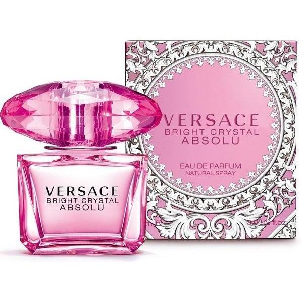Женская туалетная вода Versace Bright Cristal Absoluty 90 ml реплика