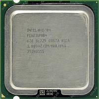 Процессор Intel Pentium 4 630 3.00GHz/2M/800 s775