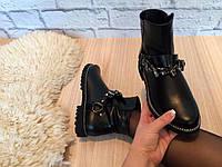 """Ботинки демисезонные """"Рубин"""" натуральная кожа код 2716, фото 1"""