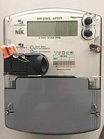 Счётчик NIK2303 ART.1000.M.15 / НІК 2303L АРТ1, 5(10)А трёхфазный трансформаторного вкл. 100В