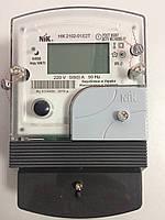 Счётчик НІК2102-01.Е2Р1 220В (5-60)А с радиомодулем (ZigBee), с реле управления нагрузкой