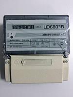 Счётчик учёта электроэнергии трёхфазный ЦЭ6803В 10(100)А