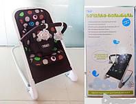 Детский шезлонг Baby Tilly BT-BB-0005 , фото 1