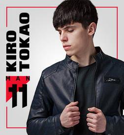 Kiro Tokao   Куртки осенние