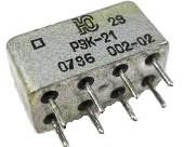 Реле РЭК-21 002-02