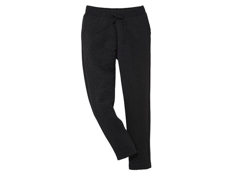 Штаны черные для девочки Pepperts р.122/128