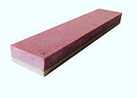 Брусок шлифовальный(двухслойный)33х4/8х185 25А F150 / 92А F80