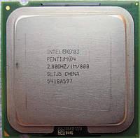 Процессор Intel Pentium 4 520 2.80GHz/1M/800 s775