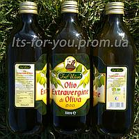 Итальянское Оливковое масло Fra Ulivo Olio Extra Vergine Di Oliva D.O.C., стекло 1л