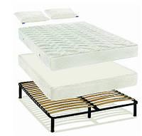 Система для сна  Простое решение № 2 или каркас-кровать на буковых ламелях 1140х200
