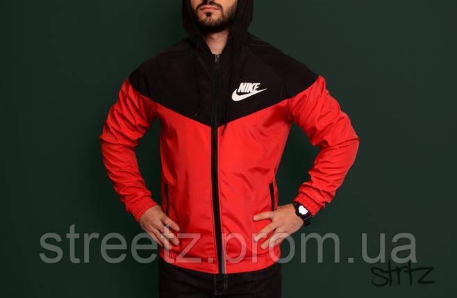 Вітровка Найк (Nike Windrunner Jacket), фото 2
