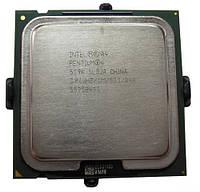 Процессор Intel Pentium 4 519K 3.06GHz/1M/533 s775