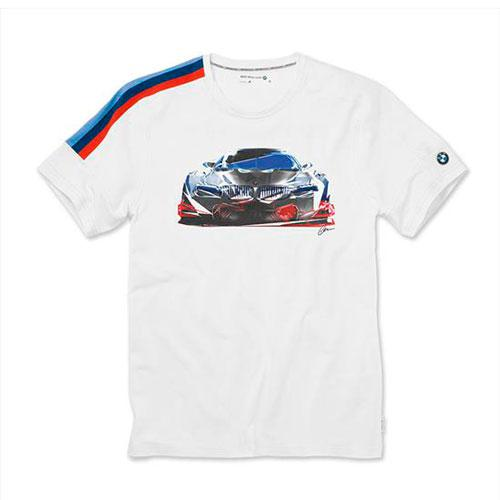 Чоловіча футболка BMW Motorsport Motion (80142446423) | футболка БМВ