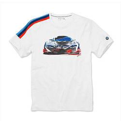 Чоловіча футболка BMW Motorsport Motion (80142446423)