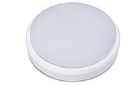 Светильник светодиодный накладной ЖКХ 15Вт LM902 круг белый, фото 1