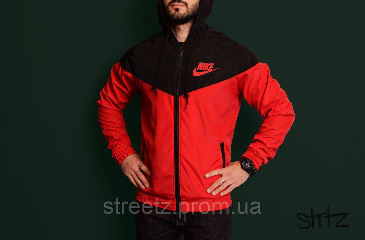Вітровка Найк (Nike Windrunner Jacket)