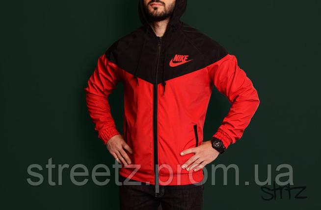 Ветровка Найк (Nike Windrunner Jacket), фото 2