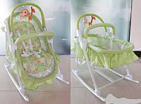 Детский шезлонг - люлька Baby Tilly BT-BB-0003, фото 1