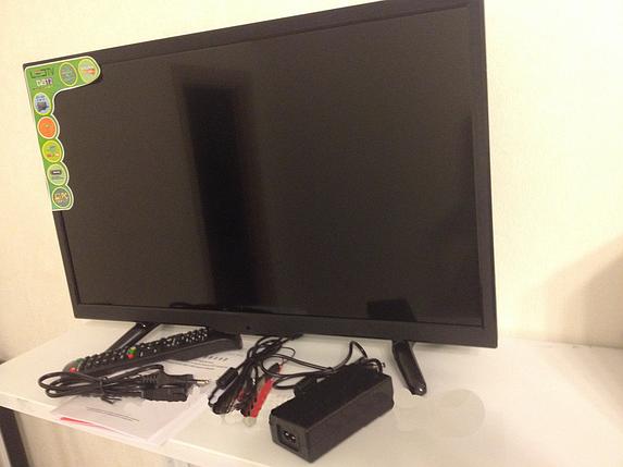 """Телевизор LED backlight tv L24 24"""" SMART T2 для кухни, дачи 1920x1080, фото 2"""