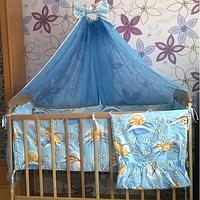 Карман на детскую кроватку для новорожденных