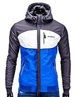 Мужская демисезонная Куртка K97 M, Темно-серый