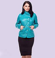 Женская демисезонная куртка. Модель 59. Размеры 50-56