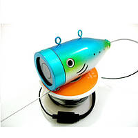 Подводная видеокамера для рыбалки CarpCruiser CC-12IR, 12 ИК светодиодов, кабель 15 м