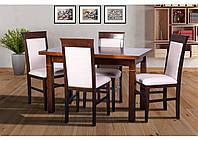 Кухонный комплект стол Атлант + стул Алла МиксМебель