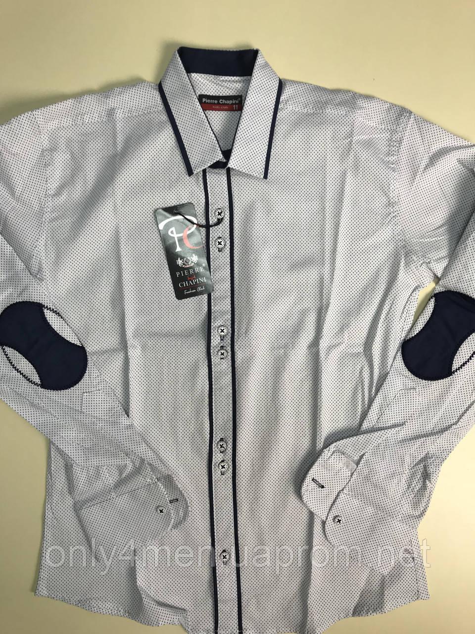 Рубашка для мальчиков на  10-15 лет