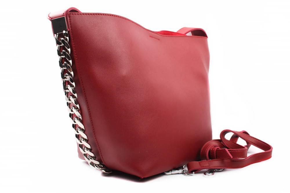 Сумка женская Givenchy с косметичкой, эко-кожа, цвет красный