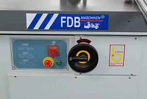 Фрезерный станок FDB Maschinen MX5513B, фото 2