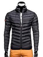 Мужская демисезонная Куртка K299 M, Черный