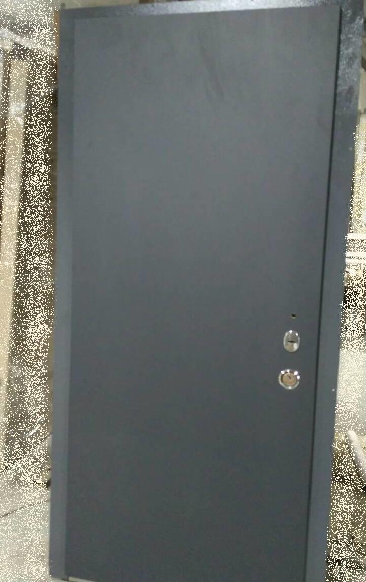 Двері вхідні нова комплектація з прихованими петлями