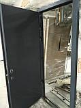 Двері вхідні нова комплектація з прихованими петлями, фото 2