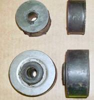 Подушка крепления кабины ЗИЛ-130 /комплект 6 шт. / 130-5001364/64-В/1040. , фото 1