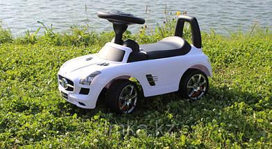 Машинка каталка толкатель толокар Mercedes Z 332-1 лицензия, фото 2