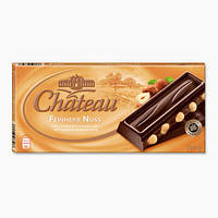 Шоколад Château (Шато) черный с цельными орехами