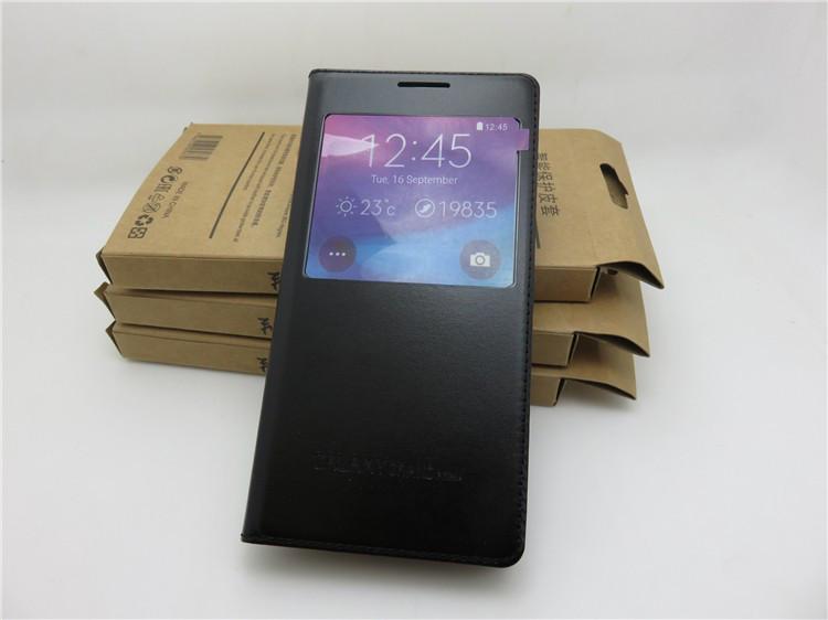 Чехол Samsung G530 / G531 / Galaxy Grand Prime книжка с окном черный