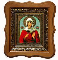 Алевтина (Алефтина) Кесарийская (Палестинская) именная икона