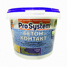 Грунт с кварцевым песком ІРКОМ БЕТОН - КОНТАКТ 1,4 кг