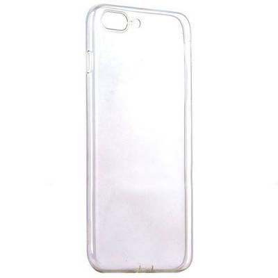 Чехол накладка на iPhone 5/5s/se прозрачный силикон