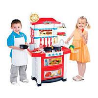 Кухня детская игровая со звуковыми эффектами Super Cook 889-3